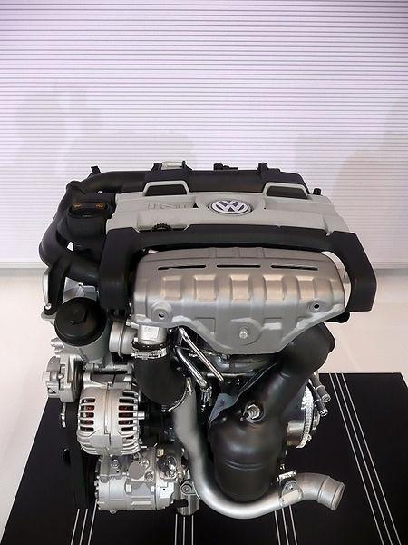 Список бензиновых двигателей Volkswagen Group